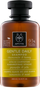 Apivita Holistic Hair Care Chamomile & Honey champú para uso diario