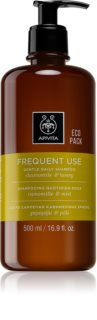 Apivita Chamomile & Honey gyengéd sampon mindennapos használatra