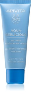 Apivita Aqua Beelicious gel-crème hydratant