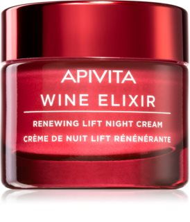 Apivita Wine Elixir Santorini Vine Rejuvenating Lifting Cream Night