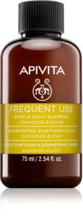 Apivita Frequent Use Chamomile & Honey szampon do codziennego stosowania
