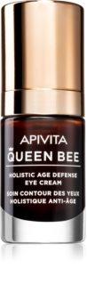 Apivita Queen Bee creme contornos de olhos refirmante