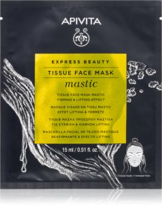 Apivita Express Beauty Mastic Lifting Cloth Mask