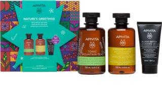 Apivita Tonic Mountain Tea coffret IV. para mulheres