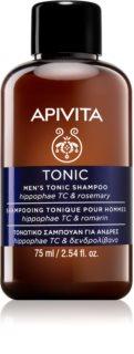 Apivita Men's Care HippophaeTC & Rosemary Shampoo tegen Haaruitval
