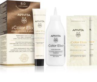 Apivita My Color Elixir farba do włosów bez amoniaku