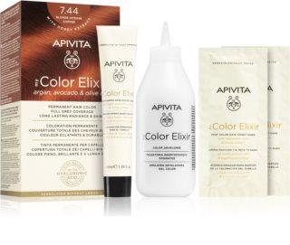 Apivita My Color Elixir Hair Color Ammonia - Free