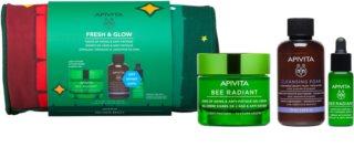 Apivita Bee Radiant Gift Set  (tegen Huidveroudering )