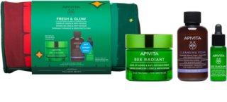 Apivita Bee Radiant Gift Set  (tegen Veroudering )