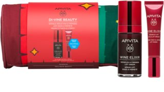 Apivita Wine Elixir Gift Set  (tegen Rimpels )