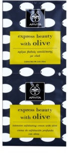 Apivita Express Beauty Olive Deep Exfoliating Scrub