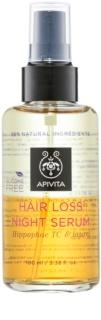 Apivita Hair Loss Night Serum Against Hair Loss