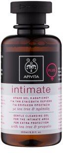 Apivita Intimate делікатний гель для інтимної гігієни