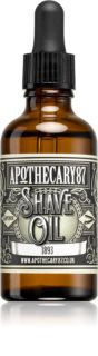 Apothecary 87 1893 Smooth Result Shave and Beard Oil