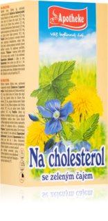 Apotheke Na cholesterol bylinný čaj pro kontrolu hmotnosti a metabolismu tuku