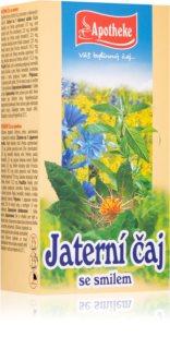Apotheke Jaterní čaj bylinný čaj