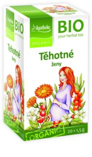 Apotheke BIO bylinný čaj Těhotné ženy bylinný čaj v BIO kvalitě