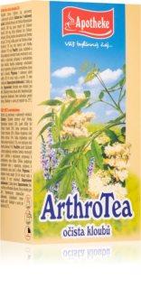 Apotheke ArthroTea očista kloubů čaj podpora kloubů, normálního stavu močových cest, ledvin a vylučování vody z organismu,