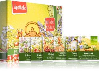 Apotheke Bylinkový hrneček kolekce prémiových čajů