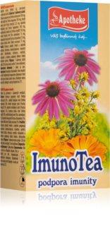 Apotheke ImunoTea bylinný čaj pro podporu přirozené obranyschopnosti