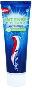 Aquafresh Intense Clean Lasting Fresh dentifricio per un alito fresco