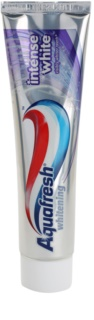 Aquafresh Whitening dentifricio per un bianco intenso