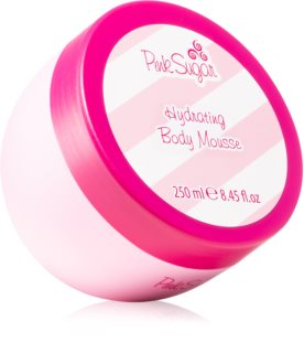Aquolina Pink Sugar Pampering Body Mousse for Women