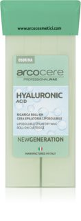 Arcocere Professional Wax Hyaluronic Acid wosk do epilacji roll-on