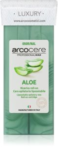 Arcocere Professional Wax Aloe wosk do epilacji roll-on
