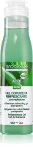 Arcocere After Wax  Aloe gel limpiador refrescante