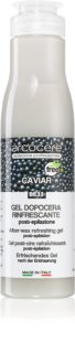 Arcocere After Wax  Caviar gel limpiador refrescante