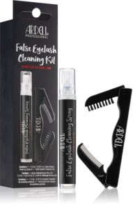 Ardell False Eyelash Cleaning Kit Cosmetic Set