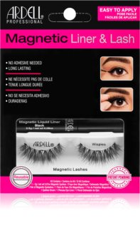 Ardell Magnetic Liner & Lash coffret Wispies (para pestanas) tipo