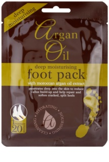 Argan Oil Pack calzini idratanti