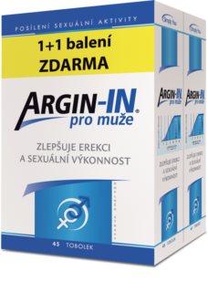 ArginMax ARGIN-IN doplněk stravy pro zlepšení erekce a sexuální výkonnosti