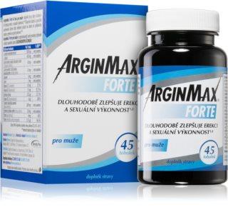 ArginMax Forte pro muže zlepšení erekce a sexuální výkonnosti