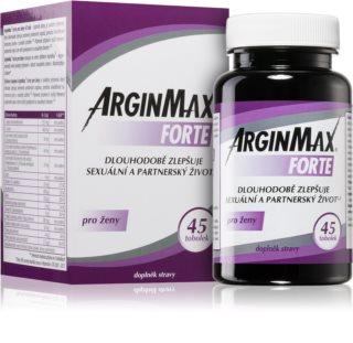 ArginMax Forte zlepšení sexuálního a partnerského života