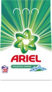 Ariel Mountain Spring detersivo in polvere