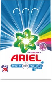 Ariel Color Touch Of Lenor detersivo in polvere