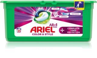 Ariel Color & Style Dosettes de lessive
