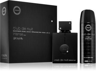 Armaf Club de Nuit Man Intense подаръчен комплект за мъже