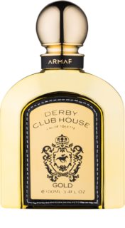 Armaf Derby Club House Gold Men eau de toilette para homens