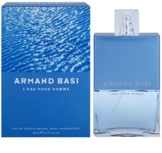 Armand Basi L'Eau Pour Homme Eau de Toilette für Herren