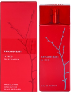 Armand Basi In Red eau de parfum για γυναίκες