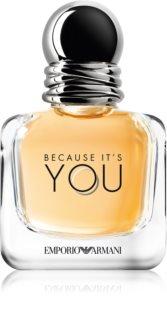Armani Emporio Because It's You eau de parfum para mulheres