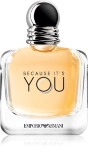 Armani Emporio Because It's You Eau de Parfum para mujer