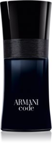 Armani Code Eau de Toilette para homens 50 ml