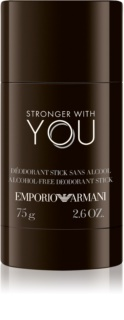 Armani Emporio Stronger With You desodorante en barra para hombre