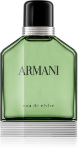 Armani Eau de Cèdre Eau de Toilette for Men