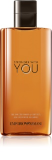Armani Emporio Stronger With You gel de duche para homens